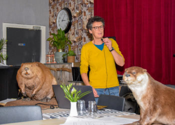 Marja Kiers over bevers en otters